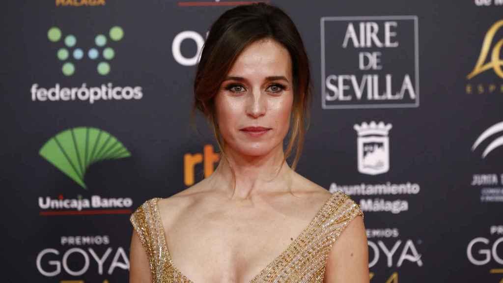 Marta Etura asistió a la 34 edición de los premios Goya el pasado 25 de enero.