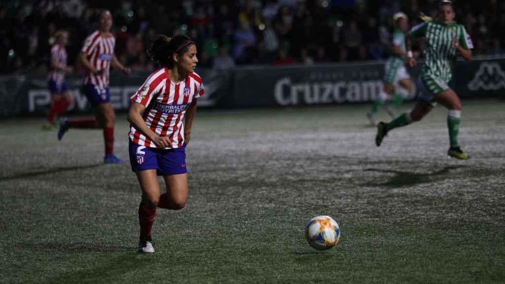 Betis Feminas - Atlético de Madrid femenino