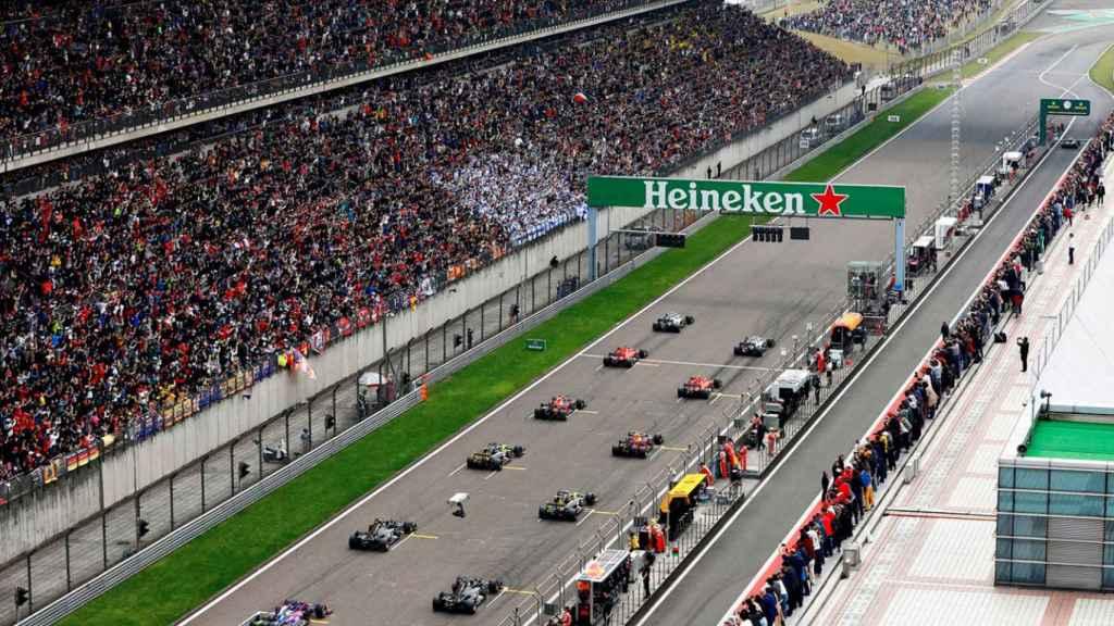 El Gran Premio de China de Fórmula 1 de 2019
