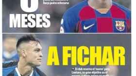 Portada Mundo Deportivo (12/02/20)