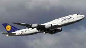 Boeing 747-8 de Lufthansa