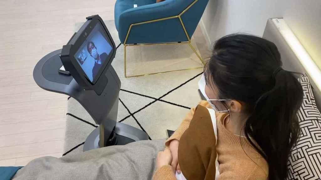 Los robots tienen un gran potencial en el sector sanitario