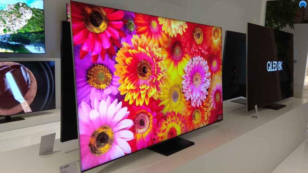 Televisores Samsung 10