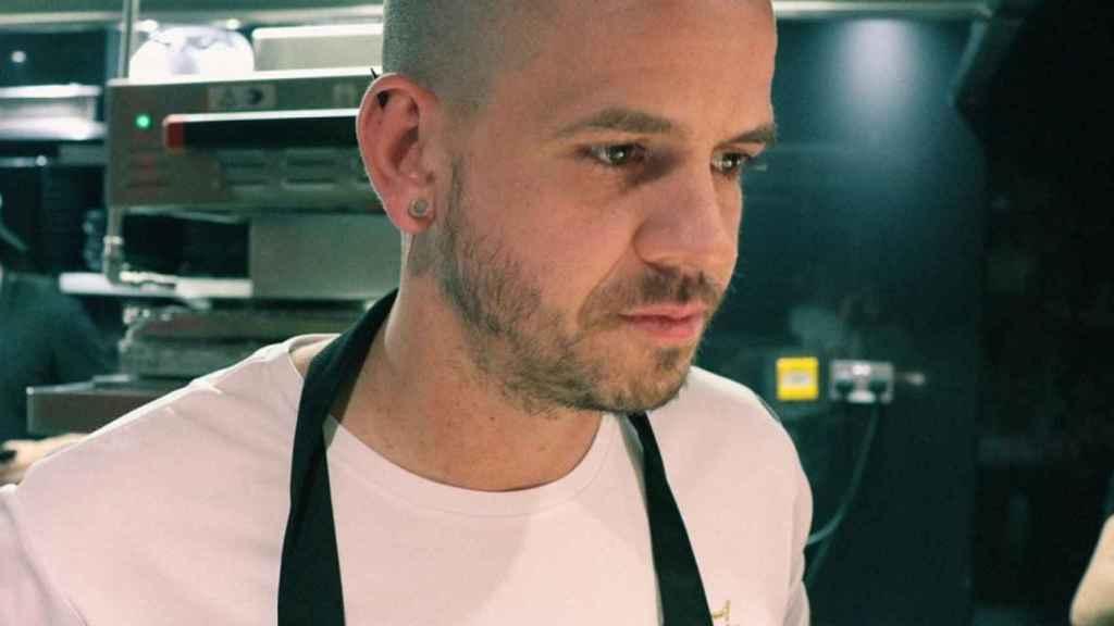 El chef asegura que correr alimenta su creatividad en los fogones.