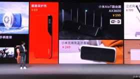Todos los accesorios que Xiaomi ha presentado con el Mi 10
