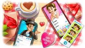 Telegram se actualiza con emojis animados y detección de personas por zonas