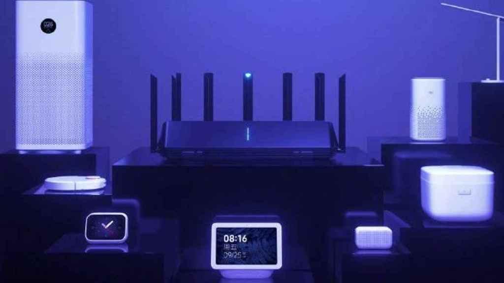 Nuevo router AX3600 de Xiaomi