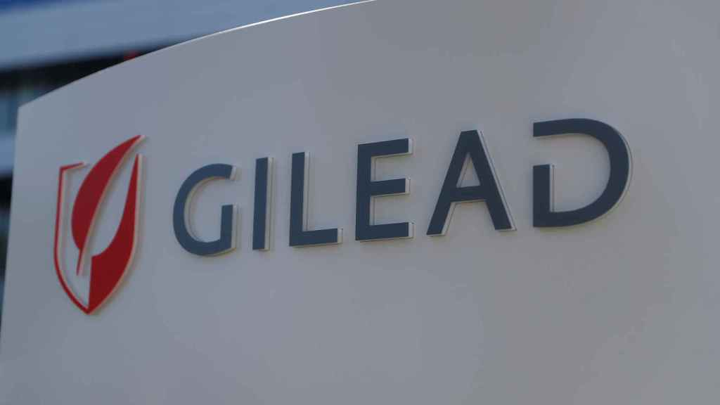 FILE PHOTO: A Gilead Sciences, Inc. office is shown in Foster City, California
