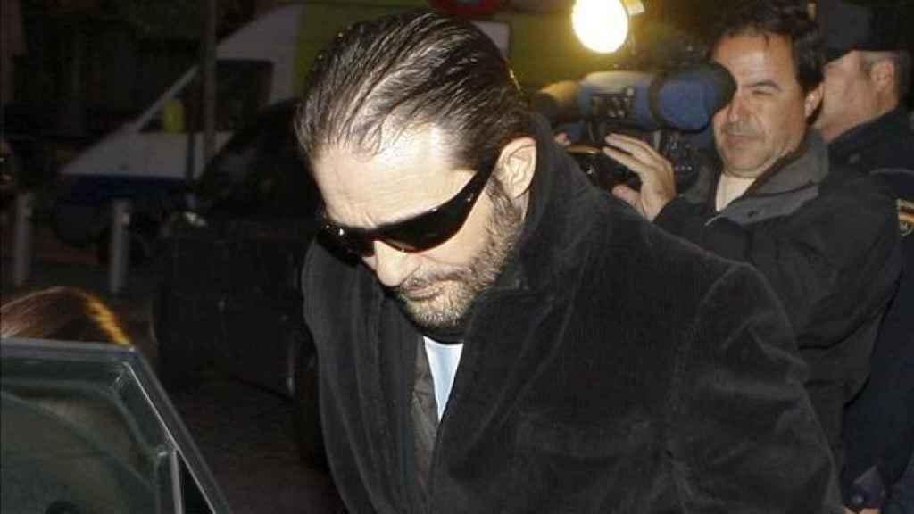 Francisco Javier Delgado, hermanastro de Miguel Carcaño, quedó absuelto tras el juicio.