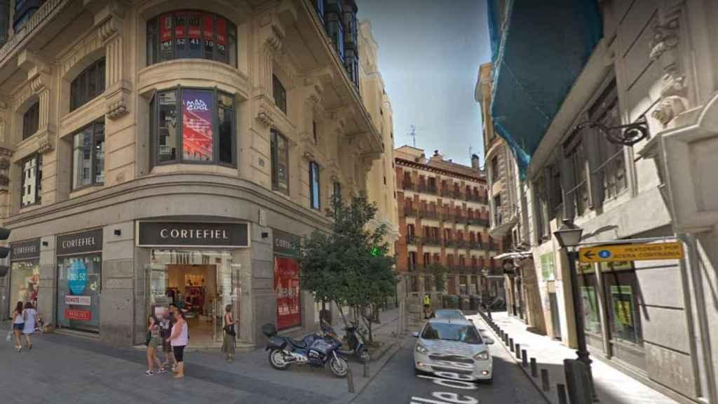 El local escogido por Décimas para mudarse en la Gran Vía madrileña.