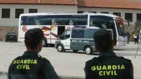 guardia civil transporte escolar