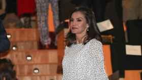 La Reina ha rendido homenaje a Andalucía con su 'outfit' de estreno.