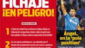 Portada Sport (14/02/20)