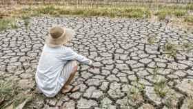 La aridez extrema es un grave problema ecológico.