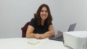 Davinia Simón Múñoz, trabajadora social y gestora de la empresa Formación Vida, metida en la polémica tras una denuncia.