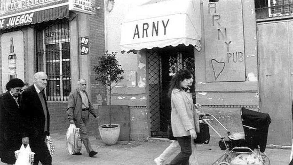 El pub Arny.