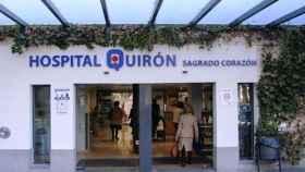 Hospital Quirónsalud Sagrado Corazón de Sevilla.