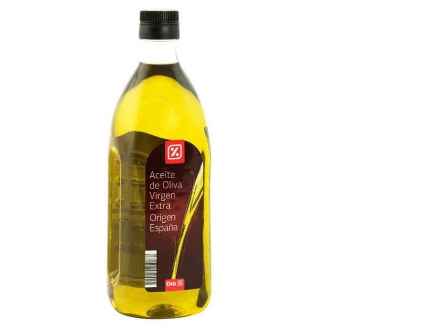 Aceite de oliva Dia.