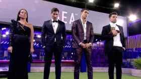 Los finalistas de 'El Tiempo del Descuento' (Mediaset)
