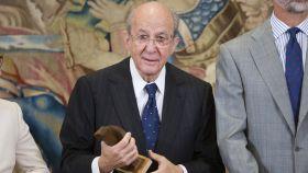 Plácido Arango fue presidente del Patronato del Museo del Prado.