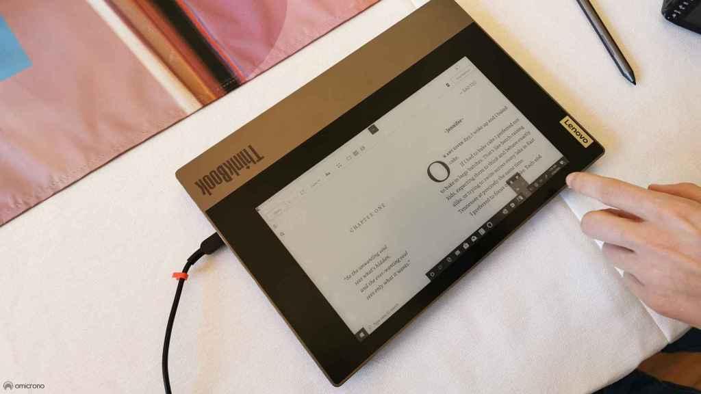 Lenovo ThinkBook Plus.