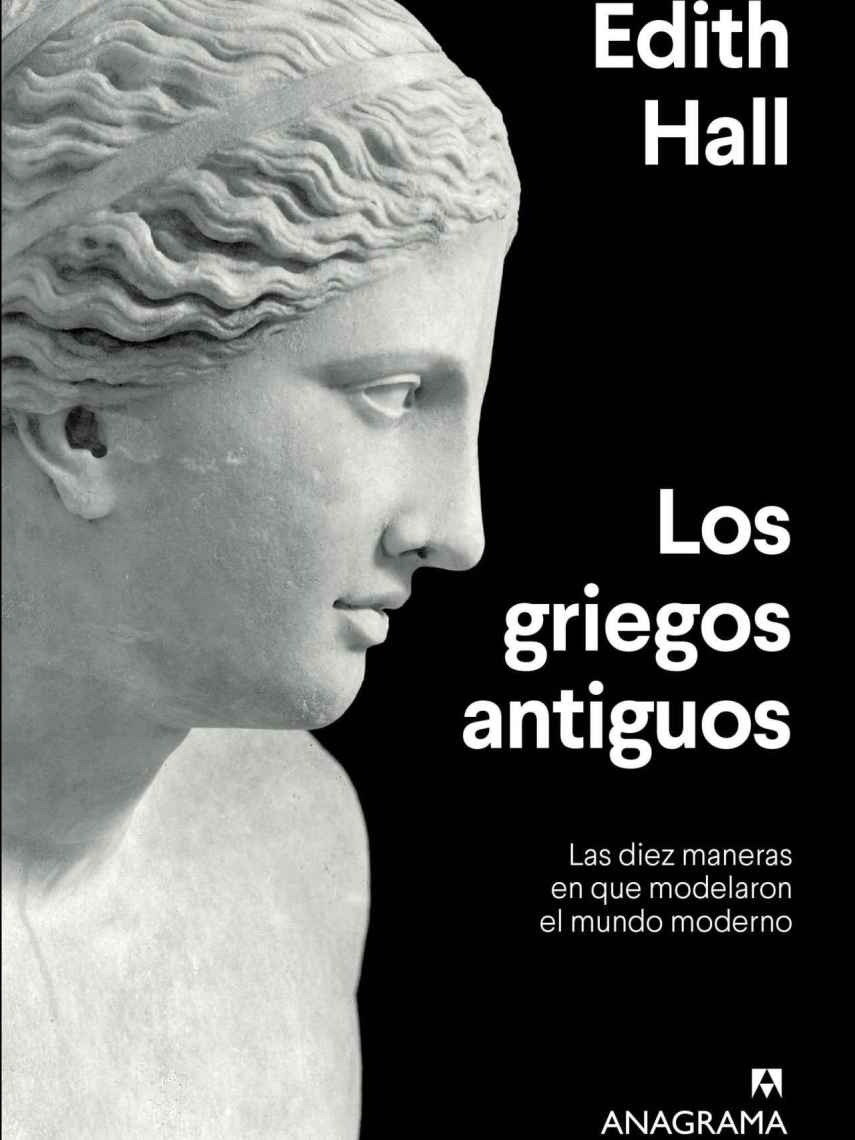 Portada de 'Los griegos antiguos'.