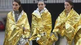 Las modelos de Chanel, con Gigi Hadid en el centro, no viajarán a Pekín por miedo al coronavirus.