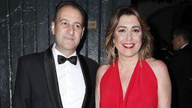 Susana Díaz y su marido, José María Moriche.