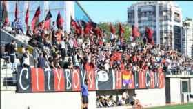 Ultras del Ciudad del Murcia