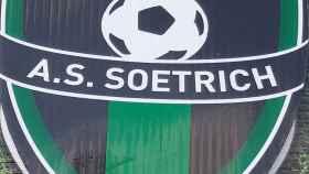 El escudo del AS Soetrich