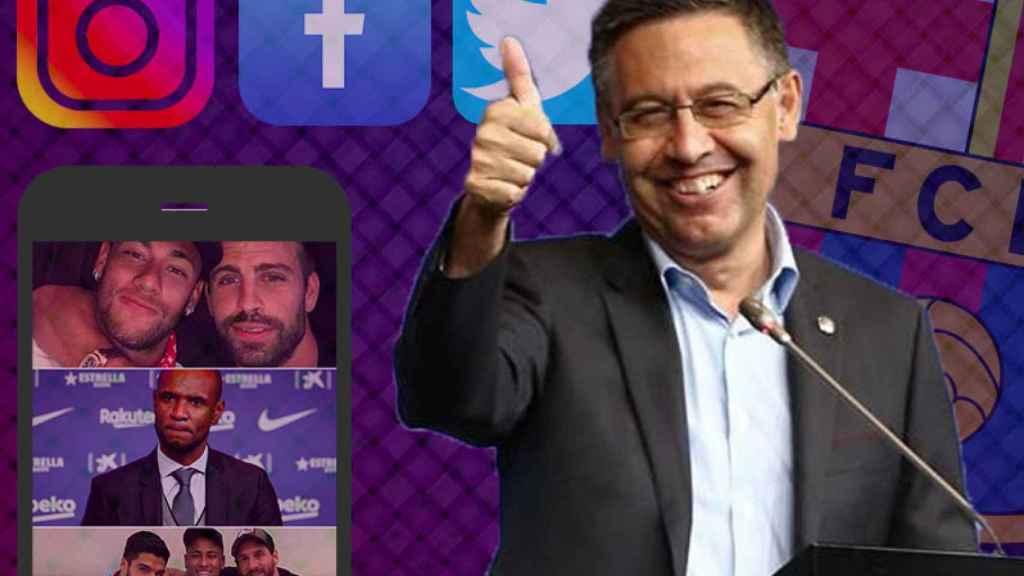 Fútbol Club Meme: los grandes líos del Barcelona, un polvorín en redes sociales