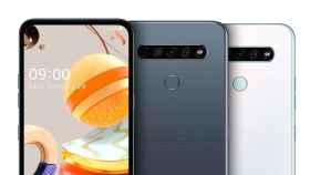 Nuevos LG K41S, LG K51S y LG K61: la gama baja de LG da un salto
