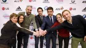 Acuerdo para la firma del primer convenio colectivo del fútbol femenino en España