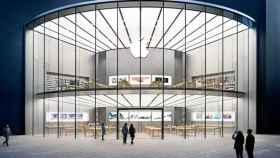 Apple Store en Nanjing (China).