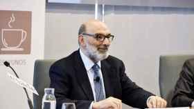 El presidente ejecutivo de Indra, Fernando Abril-Martorell.