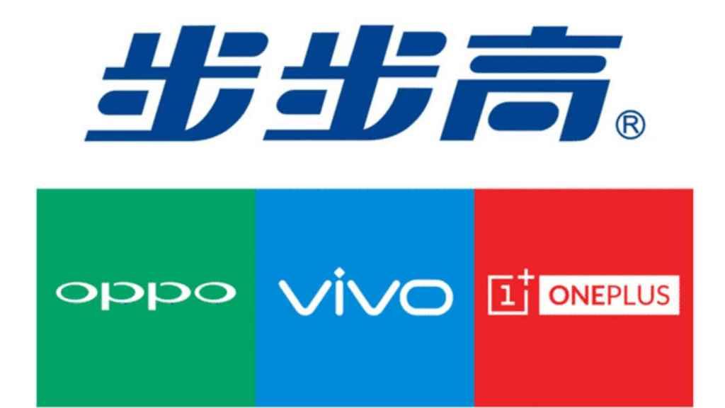Logo de BBK Electronics.