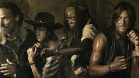 'The Walking Dead', serie más vista de la televisión de pago desde 2007