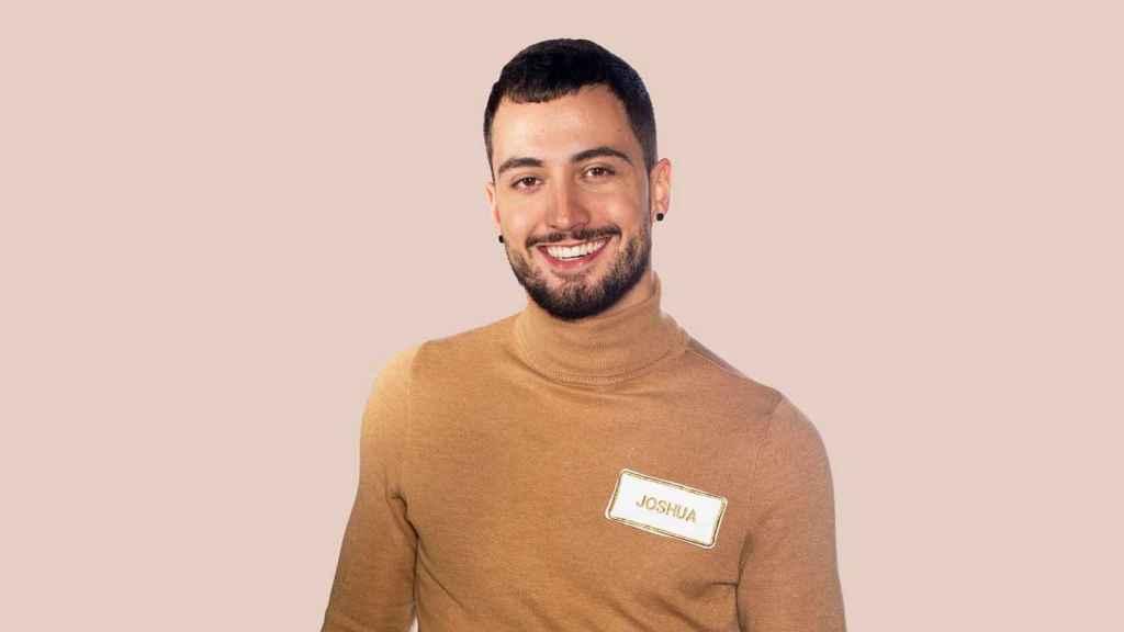 Joshua es el concursante más seguido de 'Maestros de la costura'.