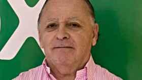 El senador de Vox Juan Ros.