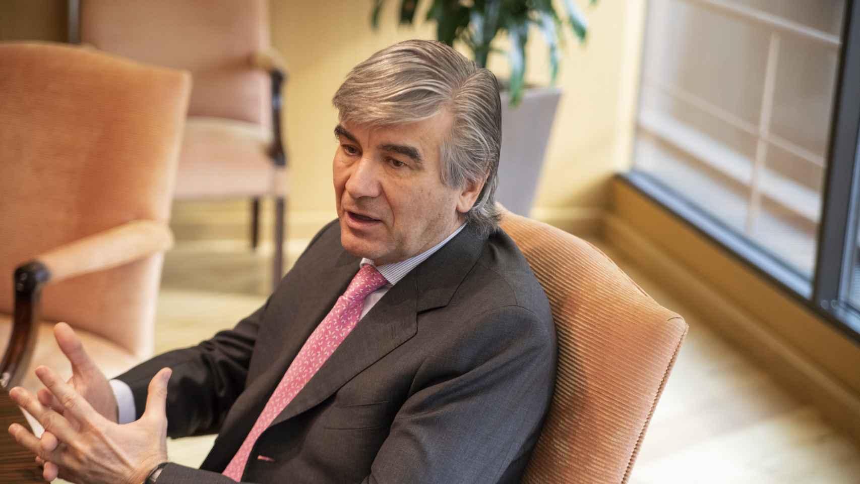 Francisco Reynés, presidente ejecutivo de Naturgy.