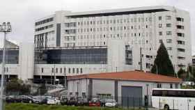 El Complejo Hospitalario de Pontevedra, donde sucedieron los hechos.