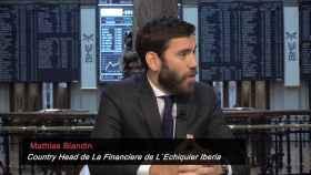 Mathias Blandin, responsable de La Financière de l'Echiquier en España