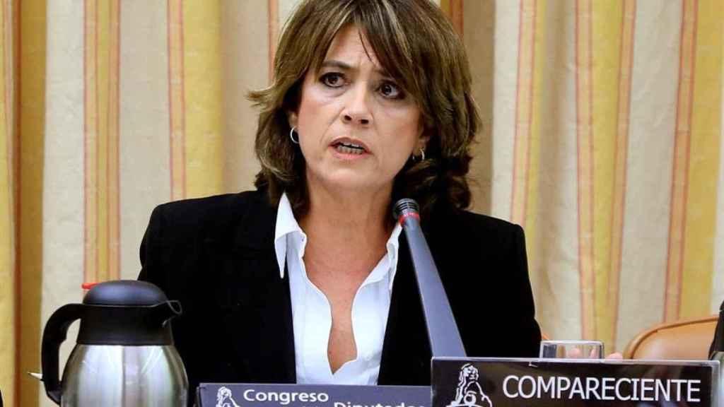 Dolores Delgado, exministra de Justicia y fiscal general del Estado.