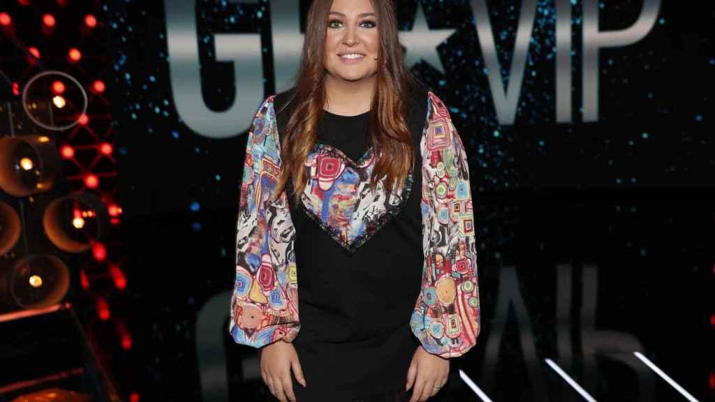 Rocío Flores en una imagen tomada en 'GH VIP'.