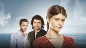 Cartel promocional de la serie turca emitida en Nova