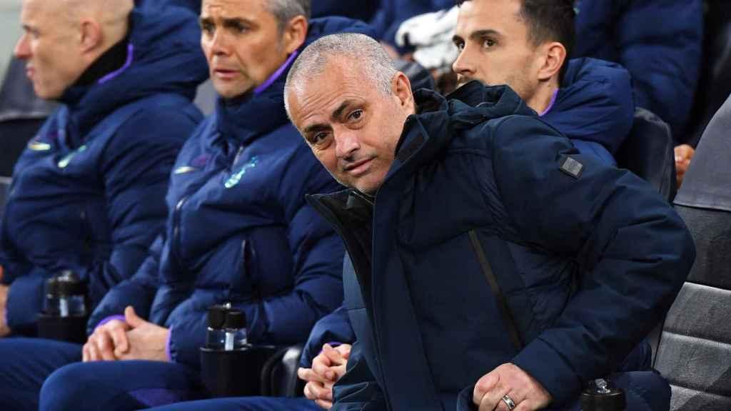 Mourinho en Champions League