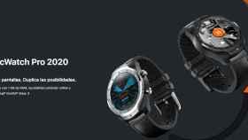 Nuevo Ticwatch Pro 2020: el mejor reloj con Wear OS se supera