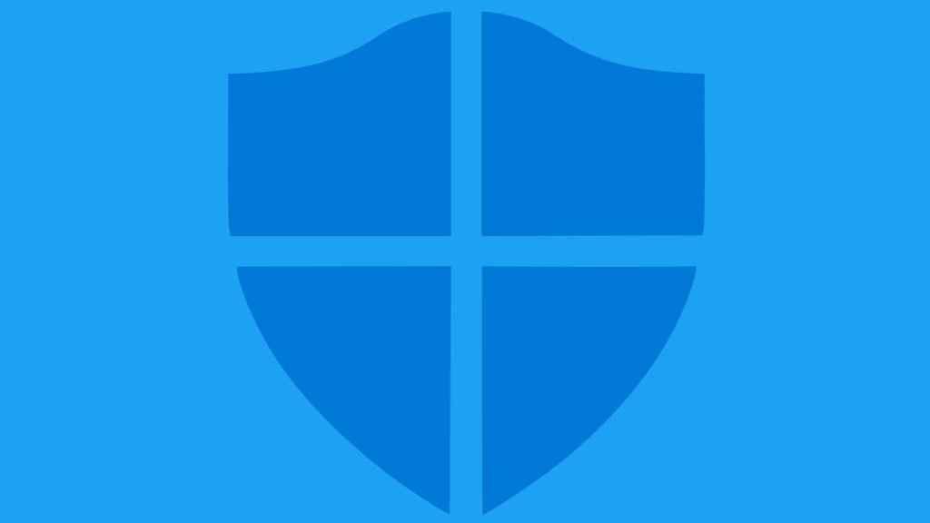 Logotipo de Windows Defender