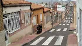 La calle de Floridablanca de Cartagena acumula 24 pasos de peatones en 500 metros