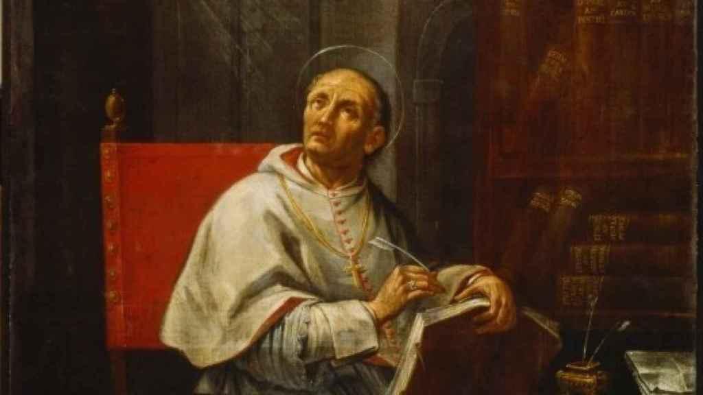 San Pedro Damián.